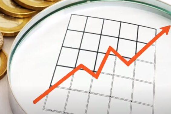Центробанк повысил ставку на 0,5%
