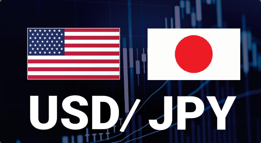 Валютная пара USD/JPY завершила коррекцию цены
