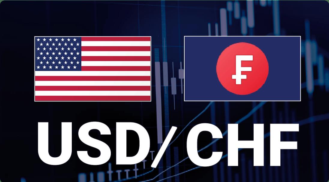 Валютная пара USD/CHF находится в боковом движении