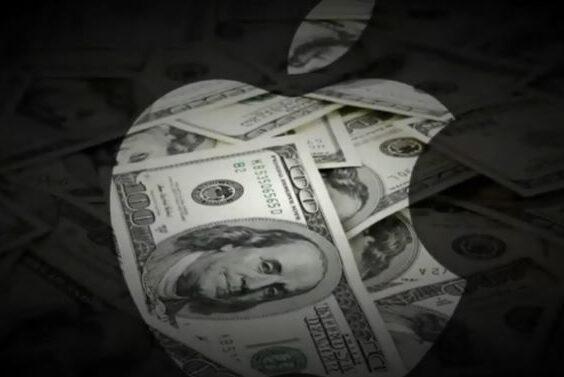Квартальная выручка Apple поставила рекорд