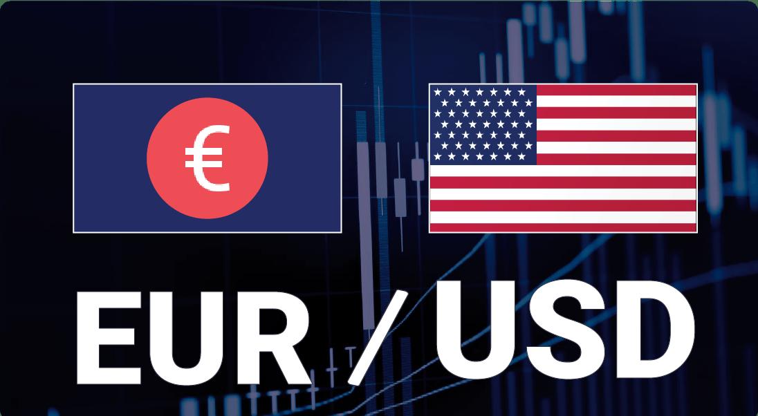 Пара EUR/USD остаётся под давлением медведей