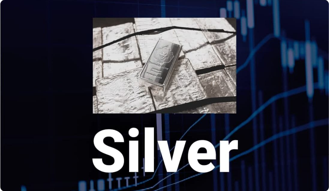 Серебро торгуется возле уровня поддержки