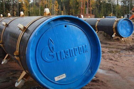 Газпром восстанавливает запасы в европе