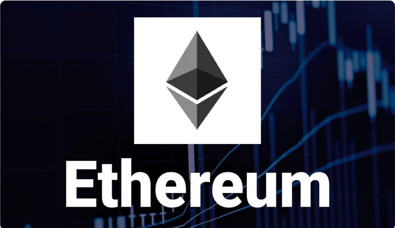 Стоимость криптовалюты Ethereum в коррекции
