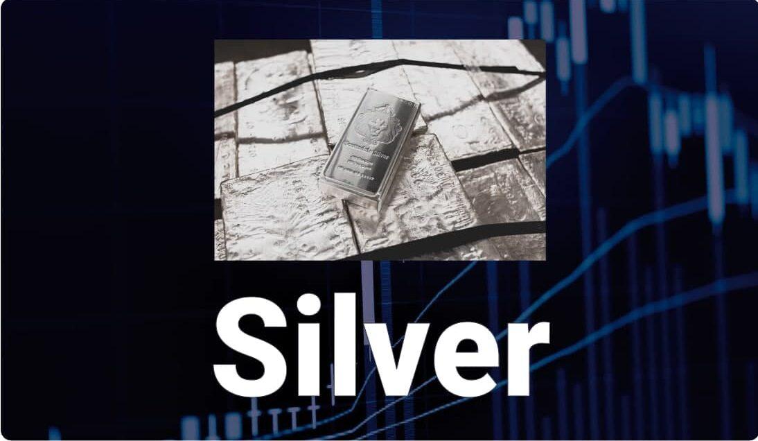 Стоимость серебра повторила судьбу Gold