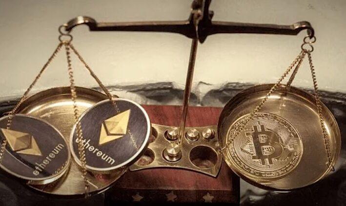 Ethereum биткоин